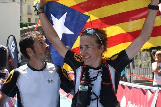 Núria Picas, «en estat de xoc per l'himne espanyol»