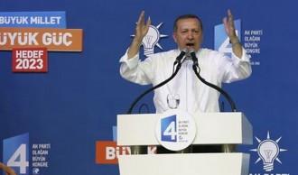 Erdogan obté una victòria còmoda a Turquia