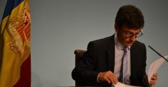 El govern d'Andorra diu que en el cas Pujol és «un convidat de pedra»