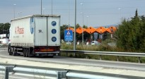 Els transportistes, en contra de prohibir el trànsit de camions a la N-240