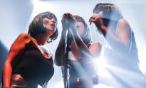 The Mamzelles mostra la cara més seductora i descarada del Mercat de Música Viva
