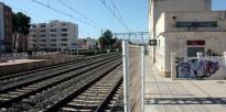 Foment licita les obres per fer un rentat de cara a l'estació de trens de Torredembarra