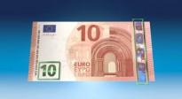El nou bitllet de 10 euros entra en circulació aquest dimarts