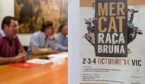 Vés a: Vic acollirà el primer Mercat de Raça Bruna d'àmbit nacional