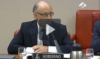 Cristóbal Montoro: «El cas Pujol és dels més greus de frau fiscal»