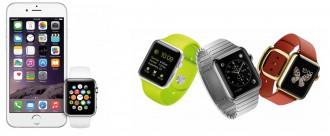 Apple presenta dos nous models d'iPhone i un rellotge intel·ligent