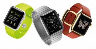 Apple Watch, el nou rellotge intel·ligent d'Apple