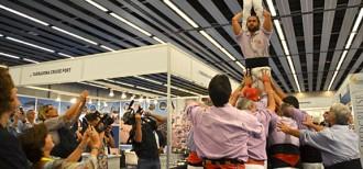 La Jove de Tarragona actua a la fira de creuers de la Mediterrània