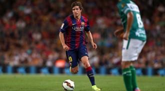 Sergi Roberto i Barça, lligam per anys