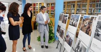 La Biblioteca Municipal acull una exposició de Metges Sense Fronteres