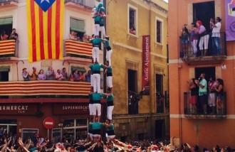 Els Castellers de Sant Pere i Sant Pau obriran la diada de Santa Tecla