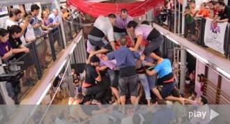 La Colla Jove de Tarragona vol fer gran la patrona
