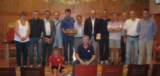 La Federació Catalana reconeix els 100 anys de futbol a Montblanc