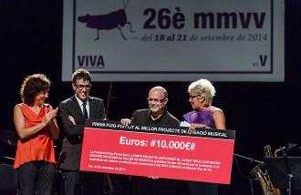 Un projecte de cant flamenc en llengua catalana guanya el Premi Puig-Porret