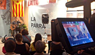 Poemes i música per començar els actes del Correllengua a l'Alt Camp