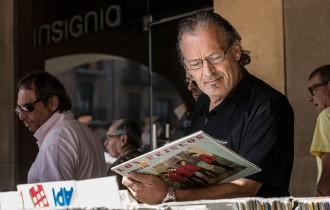 Els col·leccionistes de discs se citen al Mercat de Música Viva
