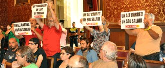 L'Ajuntament de Tarragona oferirà més sous als alts càrrecs, segons CCOO