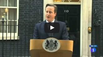Cameron parla de «four nations», RTVE ho tradueix per «nación unida»