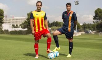 Vés a: La selecció catalana presenta les noves samarretes