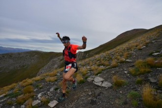Ultra Pirineu: duel entre Luis Alberto Hernando i Jessed Hernandez