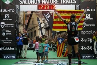 Núria Picas suma quatre Ultra Pirineu i reclama votar el 9-N