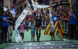 Núria Picas fa història: quarta Ultra Pirineu seguida i quart lloc absolut