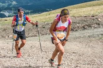 Doblet berguedà a la primera Marató Pirineu