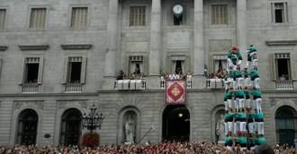 Vés a: Jornada castellera de màxims a Barcelona