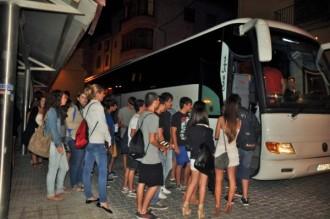 Més de 2.600 usuaris del transport jove aquest estiu