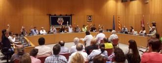 Cambrils aprova la moció per donar suport a la consulta del 9-N