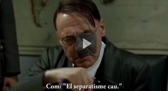 Hitler s'assabenta de l'èxit de la gran V