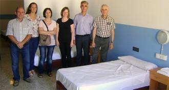 Salou i Humana col·laboren en un servei d'acollida a persones sense llar