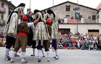 Campdevànol reviu la Dansa de la Gala, ara d'interès nacional