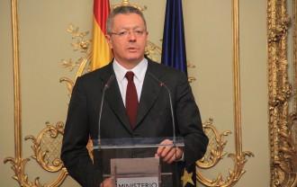 Vés a: Ruiz-Gallardón presenta la dimissió