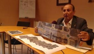 Torredembarra reordenarà immediatament els accessos a l'Escola L'Antina