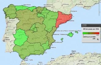Les comparacions odioses entre Catalunya i Espanya