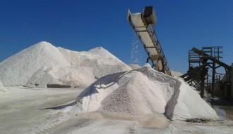 Rècord històric de recollida de sal al delta de l'Ebre amb 110.000 tones