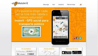 Moovit, l'app que t'ajuda a planificar el teu viatge amb transport públic