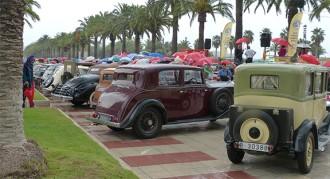 Uns vuitanta cotxes participen en la 4a edició del Ral·li Clàssics Costa Daurada