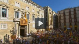 Vés a: Vídeo: «Catalunya pot esdevenir una Escòcia?», a The New York Times