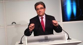 Enric Millo presenta una llista «compromesa amb la unitat»