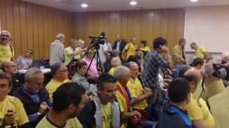 Granollers també s'afegeix als municipis que donen suport al 9-N