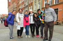 El Guillem Catà viatja a Polònia gràcies al projecte Comenius