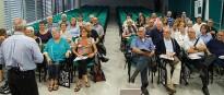 Mig centenar de persones a la tercera edició del FUB+Gran