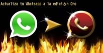 L'estafa del «WhatsApp Edición Oro»