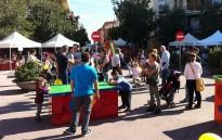 Vés a: Més de 80 carpes participen a la Botiga al Carrer de Vic