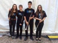 Alumnes de l'aula de tradicional participen amb la JOCIT a la Fira Mediterrània de Manresa