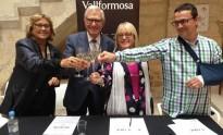 Vés a: Masia Vallformosa celebra la fira Exponuvis