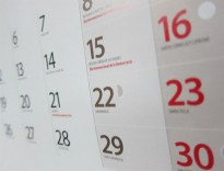 S'aprova el calendari de dies festius per al 2016