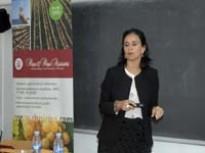 Vés a: Ana María Pecero guanya el Premi Jaume Ciurana